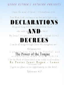 Declarations and Decrees